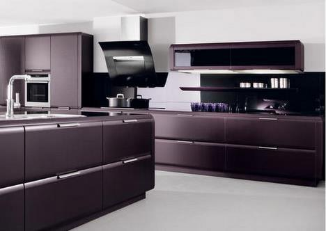 rational onda kitchen 1 Onda Kitchen by Rational   a darker kitchen can look fabulous