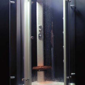 Luxury Shower from Ravak – Whitewater steam shower