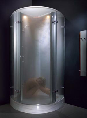 ravak steam shower enclosures whitewaterjpg - Luxury Steam Showers