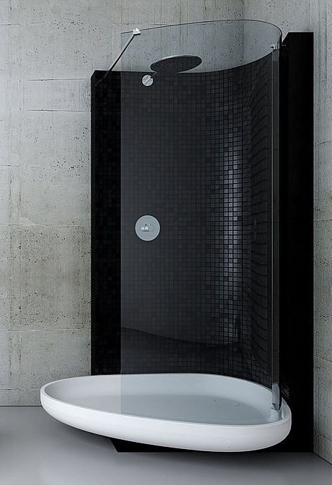 Cool Showers By Glass Idromassaggio New Beyond