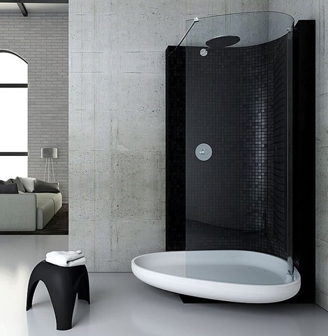 real cool showers idro Cool Showers by Glass Idromassaggio   new Beyond