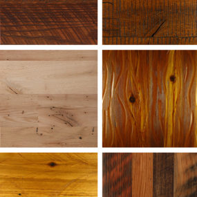 Reclaimed Antique Wood Flooring by Stone Source