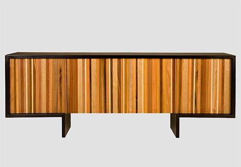 recycled wood dresser marcenaria cercadinho 3 Recycled Wood Dresser by Marcenaria – Cercadinho