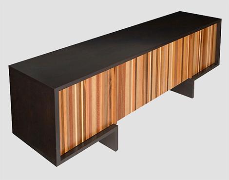 recycled wood dresser marcenaria cercadinho 4 Recycled Wood Dresser by Marcenaria – Cercadinho
