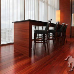 Recycled Wood Flooring by Staybull Flooring Co.