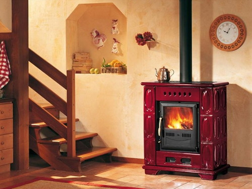 red fireplaces piazzetta 3