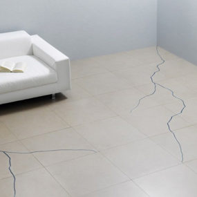 Contemporary Cracked Tiles by Refin – Terraviva