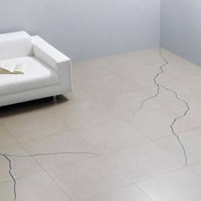 Contemporary Cracked Tiles by Refin – Terraviva