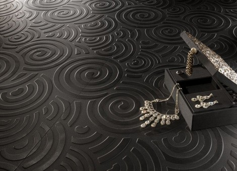 Textured Ceramic Tiles Circus Textured Tile Range From Refin