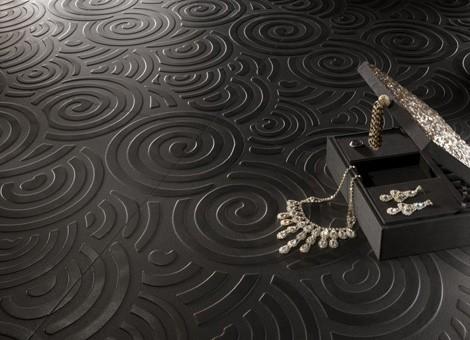 Textured Ceramic Tiles – Circus textured tile range from Refin