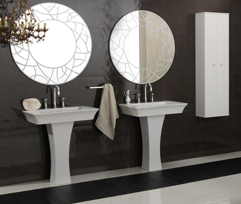 regia bathroom collection vintage 1 Vintage Bathroom Suites by Regia