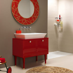 Vintage Bathroom Suites by Regia
