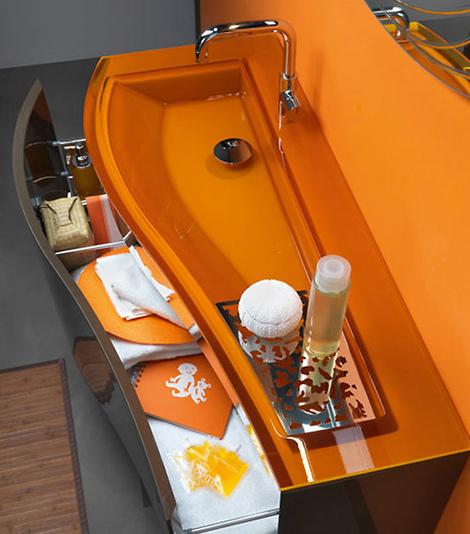 regia batik vanity drawer