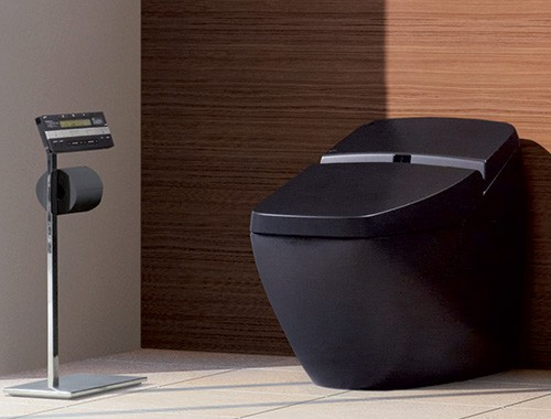 regio smart toilet inax 2 Regio Smart Toilet by INAX plays your favorite music and cleans after you