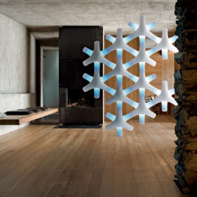 Remote Controlled Modular LED Lighting System – Synapse by Luceplan