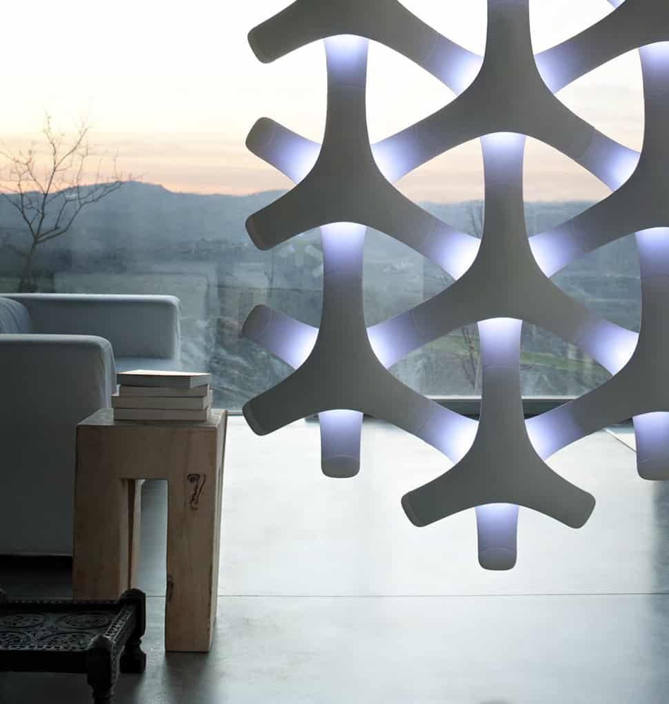 Remote Controlled Modular Led Lighting System Synapse By