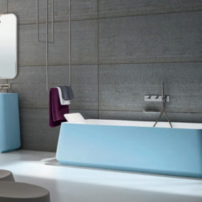 Contemporary Bathroom Ensemble by Rexa – Opus
