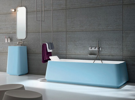 rexadesign bathroom collection opus 1 Contemporary Bathroom Ensemble by Rexa – Opus