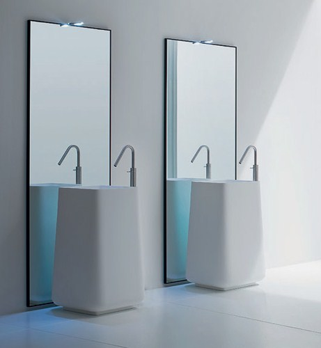 rexadesign bathroom collection opus 3 Contemporary Bathroom Ensemble by Rexa – Opus