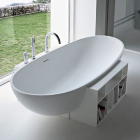Organic Bathtubs –  Egg Tub by Rexa Design