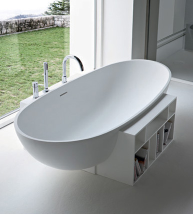 rexadesign organic bathtub egg 1 Organic Bathtubs –  Egg Tub by Rexa Design
