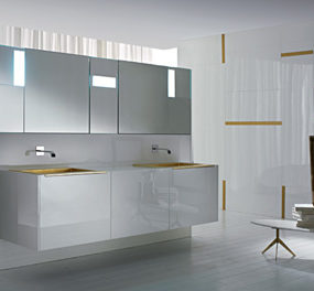 Bathroom collection from Rifra – the Less bathroom
