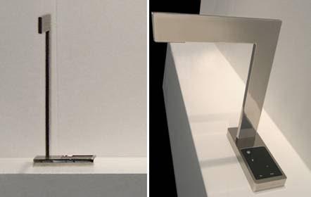 ritmonio bianconiglio mixer touch control Bianconiglio Mixer by Ritmonio – a touch control faucet