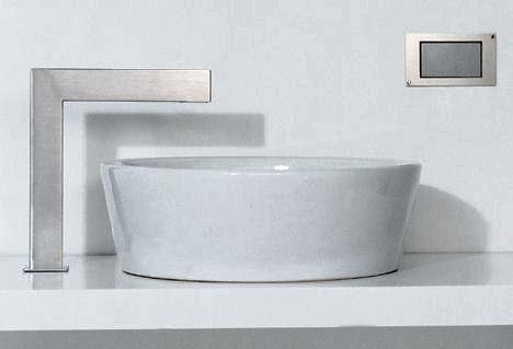 ritmonio bianconiglio mixer Bianconiglio Mixer by Ritmonio – a touch control faucet