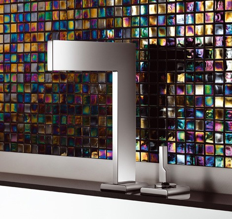 ritmonio faucet tetris 3 Flat Bathroom Faucet from Ritmonio   new Tetris faucet is as cool as game