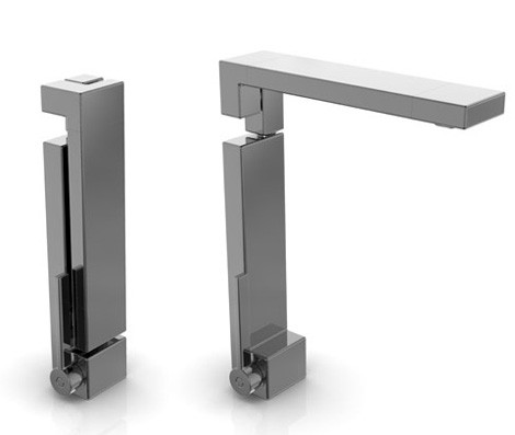 Folding Kitchen Faucet from Ritmonio – new Tac Tac