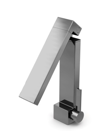 Folding Kitchen Faucet from Ritmonio - new Tac Tac