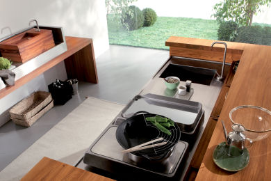 riva kitchen libero 2 Freestanding Kitchen from Riva 1920   Libero indoor / outdoor kitchen