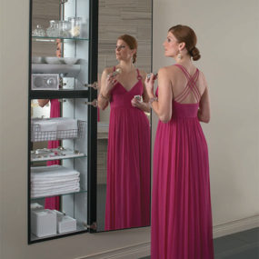 Full Length Mirror Cabinet by Robern