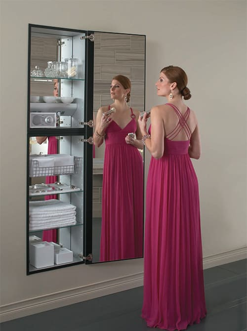 robern m series full lenth medicine cabinet Full Length Mirror Cabinet by Robern