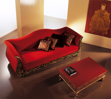 roberto ventura italian luxury furniture Italian Luxury Furniture   designer furniture by Roberto Ventura