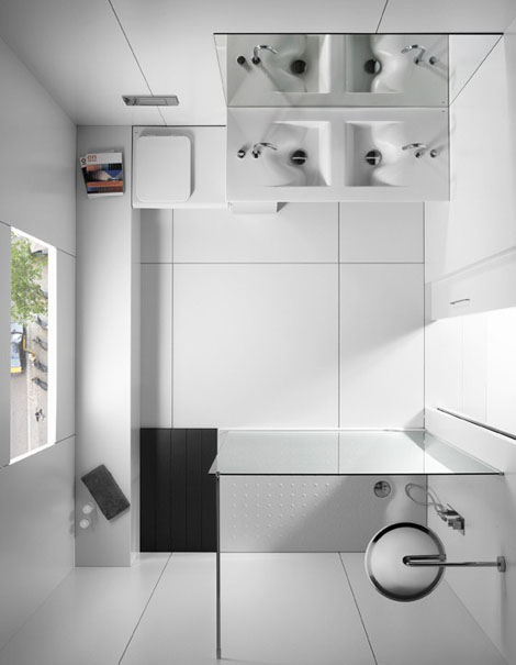 roca bathroom collection barcelona 4 Small Bathroom Suites – new Barcelona suite by Roca