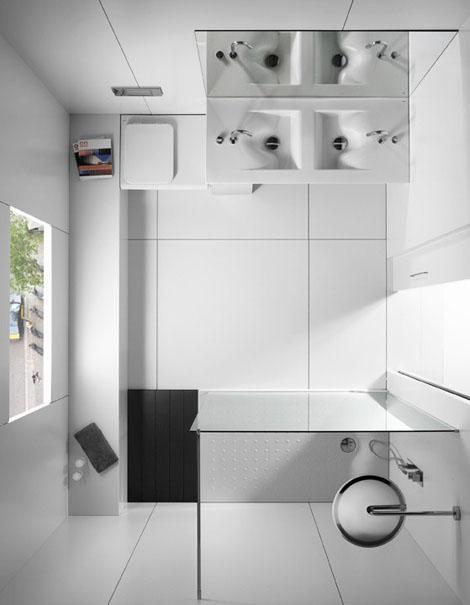 roca bathroom collection barcelona 4 Small Bathroom Suites – new Barcelona suite by Roca