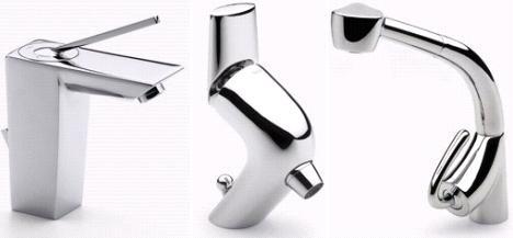 roca single lever bath faucets more Single Lever bath faucets by Roca   the single lever paradise