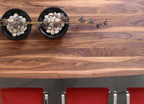 Rodam wood detail