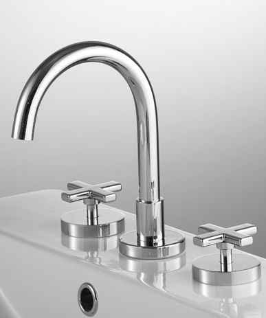 Rogerseller Gas Cross Handle Basin Faucet