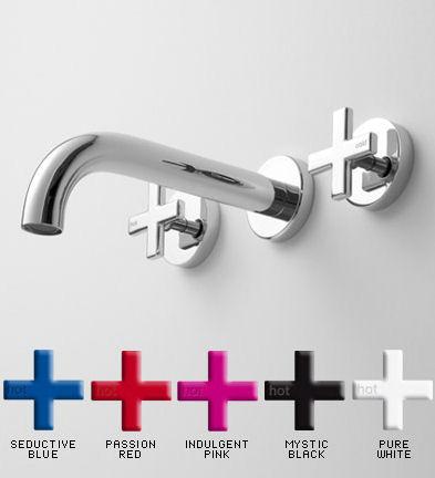 rogerseller gas faucet Gas bathroom faucet from Rogerseller   the pop art tapware design