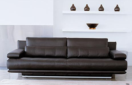 rolf benz 6500 sofa Transitional Sofa Rolf Benz 6500   the timeless design in leather