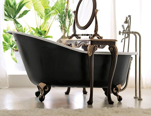 romantic bathroom designs 1941 savio firmino 1 Romantic Bathroom Designs   1941 by Savio Firmino