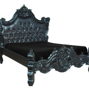Dreaming of the Romantic Era? Baroque beds by Fabulous & Baroque