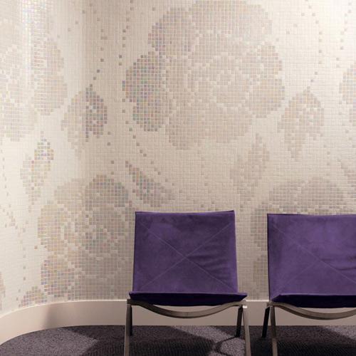 romantic elegant mosaic bisazza 4
