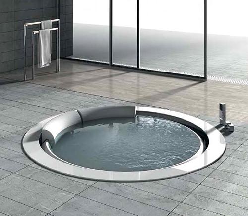 Round Whirlpool Bathtub Hafro Bolla Sfioro 2 Round Whirlpool Bathtub By  Hafro New Bolla Sfioro
