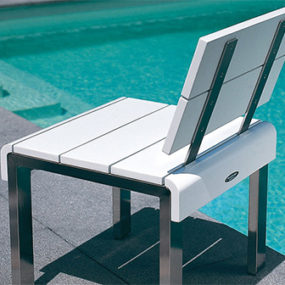 Smart but Simple Kennebunk Outdoor furniture from Royal Botania