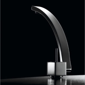 Roxy kitchen faucet by Rosson & Conedera for Carlo Nobili spa Rubinetterie