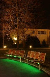 runge urban light bench