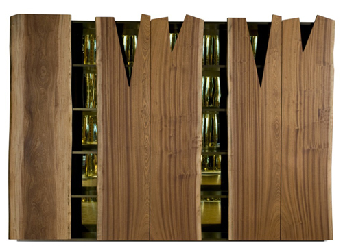 rustic cupboard paesaggi edra 2 Rustic Cupboard by Edra